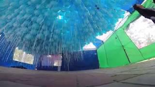 헬륨풍선 5000개 행사건