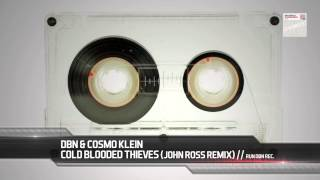 DBN & Cosmo Klein - Cold Blooded Thieves (Remixes)