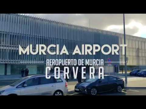 Region de Murcia International Airport - RMU | Corvera Airport