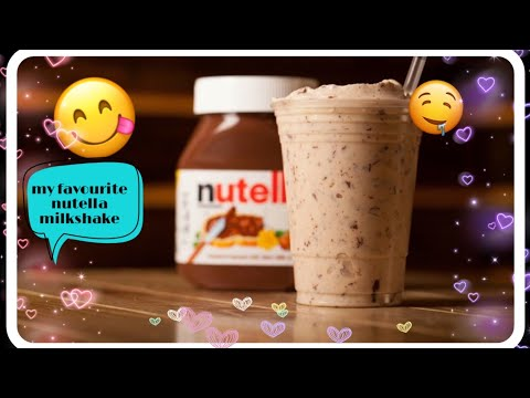 nutella-milkshake-|-nutella-shake-without-ice-cream-|-nutella-banana-milkshake