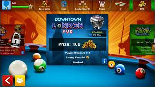 Miniclip 8 Ball Pool Easy Win | 8 Ball Pool Trick shots tips and tricks|How to play 8 Ball Pool.