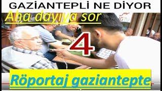 Gaziantep Sokak röportajı (İslamın şartı kaçtır)