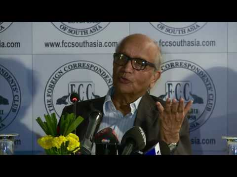 Maruti Suzuki India Limited Chairman R C Bhargava at The FCC