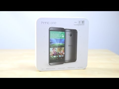 Unboxing: HTC One M8 (Deutsch) | SwagTab