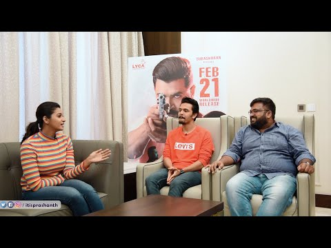 ' We shot 3 day long climax in just 1 day ! ' Fun chat with Mafia team!!