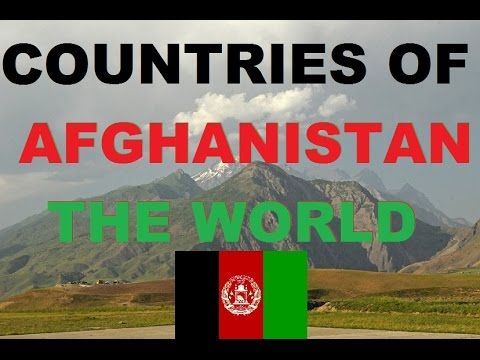 Countries of the World Episode 1 Afghanistan 2017