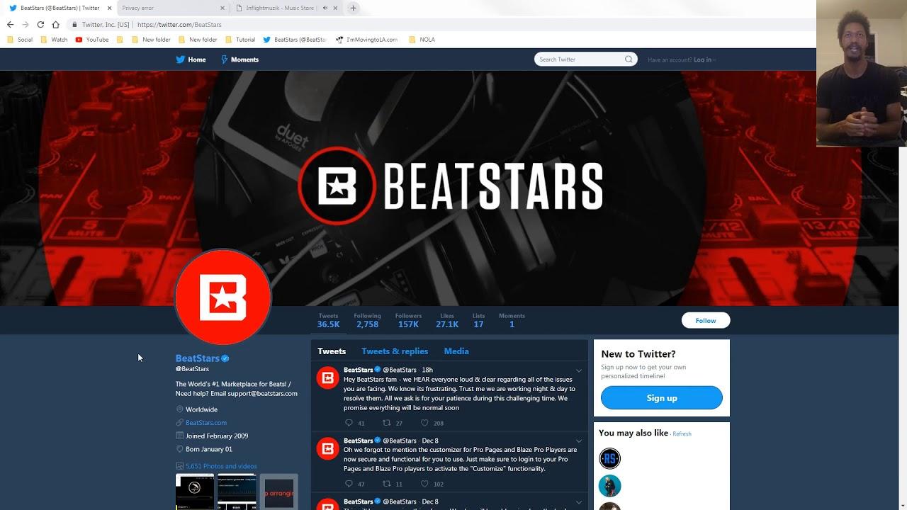 Beatstars Hacked | Music Producer Vlog #9