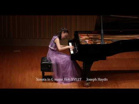 Mina Koike | Joseph Haydn: Sonata in G major, Hob XVI 27