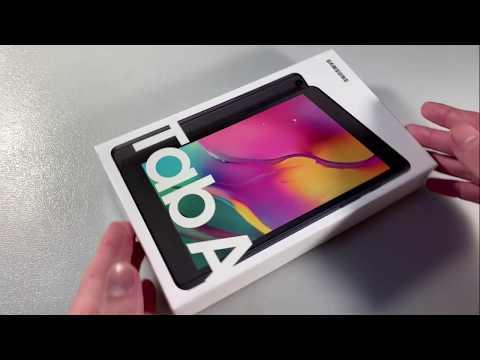 """Обзор Samsung Galaxy Tab A 8.0"""" (2019) 2/32GB Wi-Fi (T290N)"""