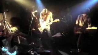 "The band DOGS perform their song ""Crawl"" live at Kinoto, Shibuya, i..."