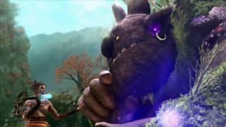 Majin and The Forsaken Kingdom - PS3/X360  - E3 trailer