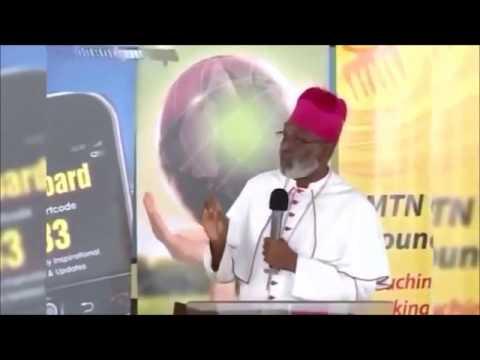 African Bishop Exposes UN's Population Control Agenda in Nigeria
