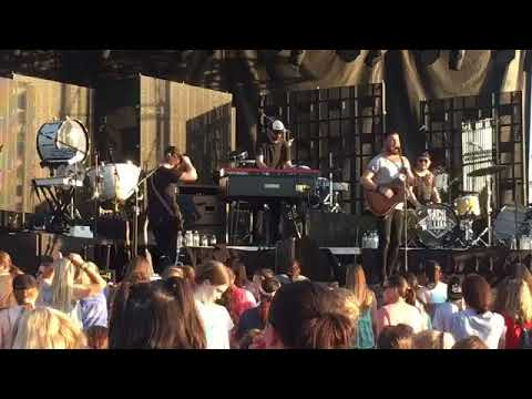 Zach Williams LIVE At Flowood Family Festival May 12, 2018