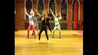 Wisin & Yandel - Follow The Leader ft. Jennifer Lopez  Zumba with Monika Małecka