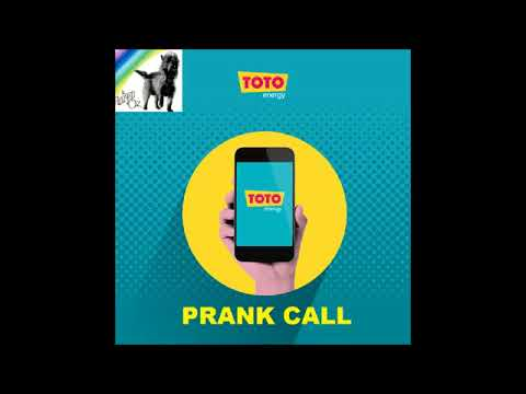 Toto Energy Prank Call