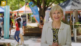 Vice-Chancellor's March video post | Welcome to 2019!