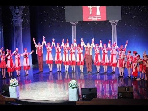 В Москве состоялся фестиваль армянского танца