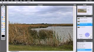 pixlr editor tutorial mimic hdr filter with blending modes