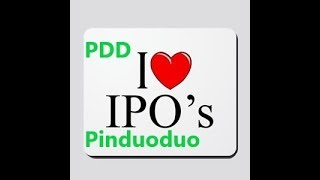 I Am Buying Shares in this New IPO, Pinduoduo PDD, a Super High Growth e-Commerce Company