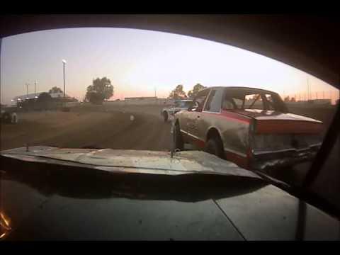 Sherman County Speedway Heat 081812