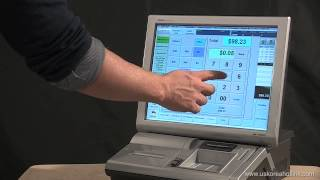 The nx-3500 point of sale (pos) terminal integrates a reliable thermal printer and magnetic strip reader (msr) into complete touch screen pos system. thi...