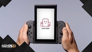 Flip Grip - pionowy uchwyt dla Switcha