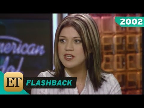 FLASHBACK: Kelly Clarkson Dreams About Career 'Longevity' Just After 'American Idol' Win