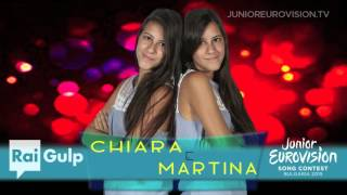 Chiara e Martina - Viva - Italy - 2015 Junior Eurovision Song Contest