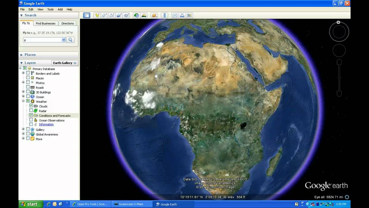 Using google earth with understanding region africa youtube gumiabroncs Image collections