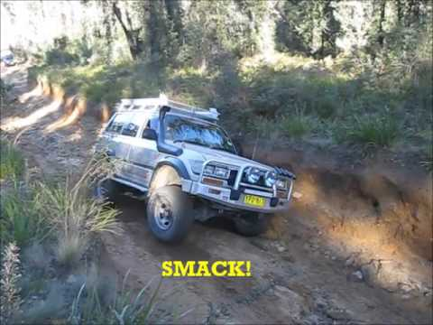 4 Wheel Drive idiotS: Lithgow
