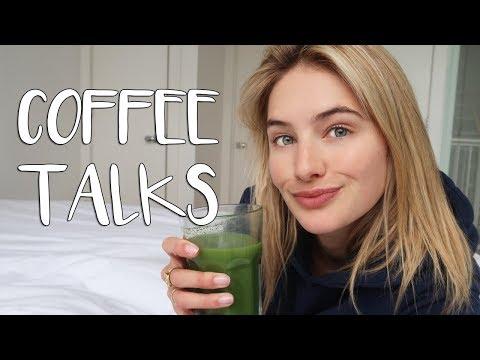 SUPER Chatty Coffee Talk | I Love Matcha & Coachella Fashion Haul | Sanne Vloet