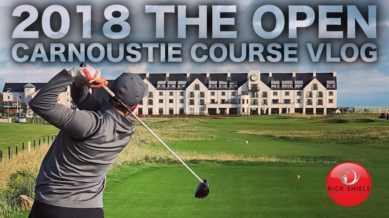 carnoustie course vlog