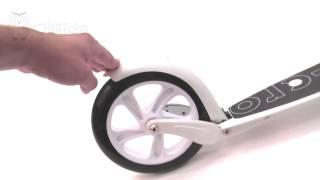 Видеообзор самоката  Micro White (Микро Вайт)