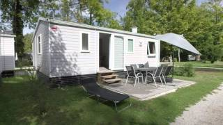 Mobilhomes camping Paradis-Plage, Colombier (Suisse)