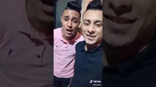 ليف على قدوره وحلقولوو مودي امين يغنون مهرجان 2000 طلقه