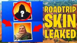 FORTNITE ROADTRIP SKIN LEAKED? FIRST LOOK AT WEEK 7 CHALLENGES