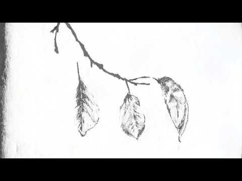 Видео анимация листья