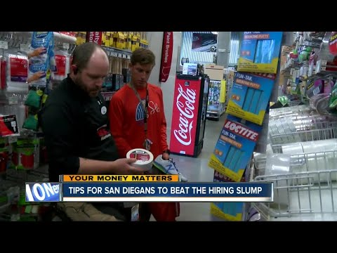 San Diego Job Seekers Facing Two Major Obstacles