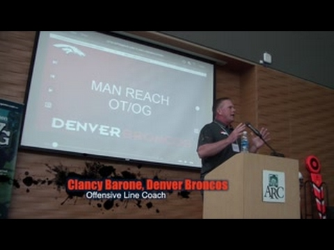 Clancy Barone, LWG Coaches Clinic 2016