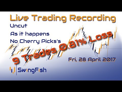 Live-Trading Forex [Fri, 28 April 2017 | Today: -0.81% | 9 Trades]