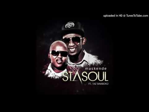 StaSoul feat. Taz Samboko - Maskende_Original mix