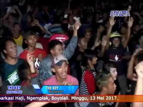 SURAT CINTA UNTUK STARLA - SARAH BRILLIAN ft PAK POLISI - AREVA MUSIK - Live Donohudan 2017