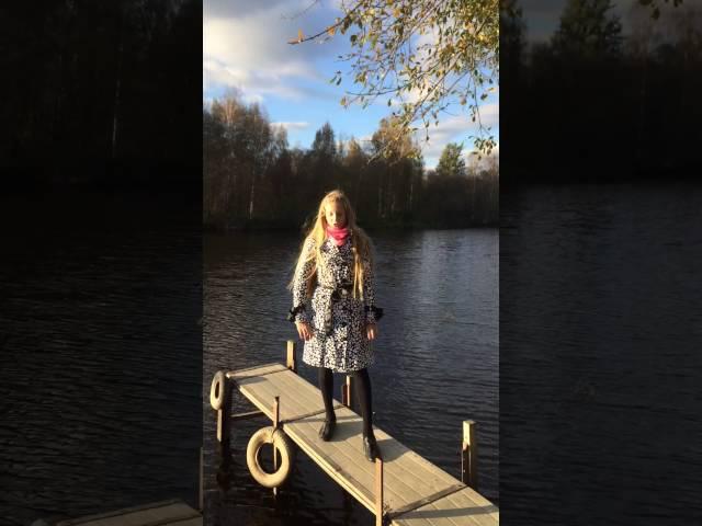 Арина Горожанкина читает произведение «Призраки» (Бунин Иван Алексеевич)