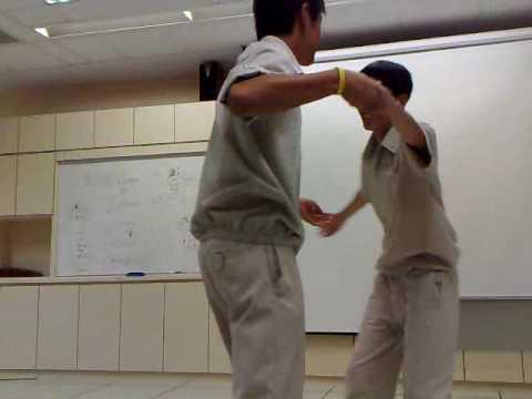 Swee Kiat and Xian Yang ballroom dancing