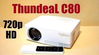 ThundeaL C80 бюджетных HD проектор.