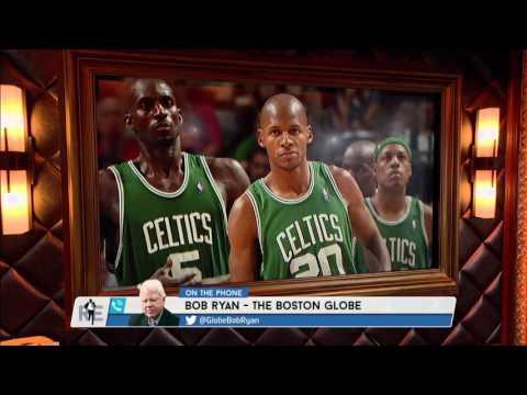 Bob Ryan of The Boston Globe on the