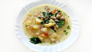 Куриный суп классический! Рецепт!