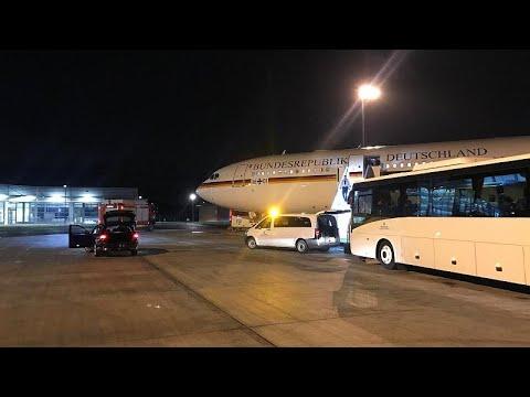 Merkel to miss G20 start after plane suffers 'serious malfunction'