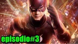 Comentando O 3 episodio da 3 temporada de the flash