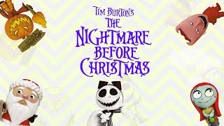 NIGHTMARE BEFORE CHRISTMAS - Mystery Minis Series 2!